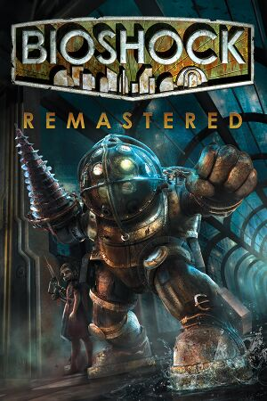 BioShock Remastered cover