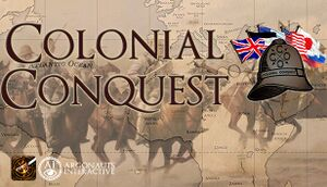 Colonial Conquest cover