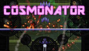 Cosmonator cover