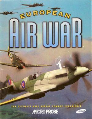 European Air War cover