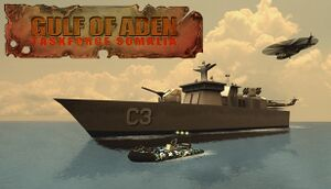 Gulf of Aden - Task Force Somalia cover