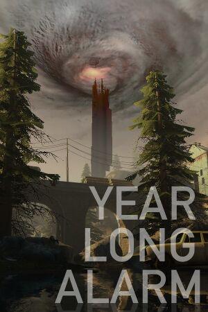 Half-Life 2: Year Long Alarm cover