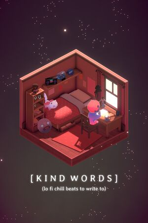Kind Words (lo fi chill beats to write to) cover