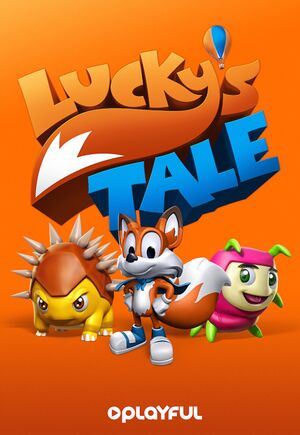 Lucky's Tale cover