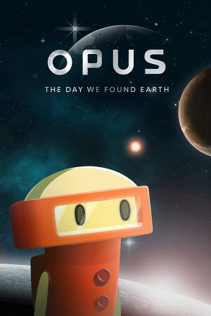 OPUS: The Day We Found Earth cover