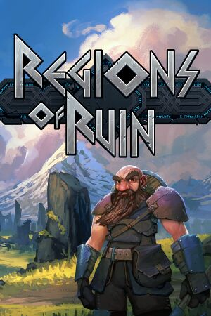 Regions of Ruin cover