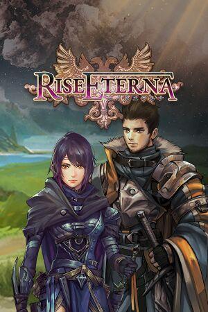 Rise Eterna cover