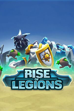 Rise of Legions cover
