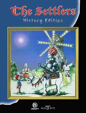 The Settlers - History Edition cover