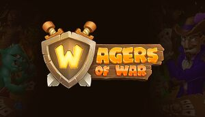 Wagers of War cover