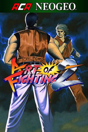 Art of Fighting 2 cover.jpg