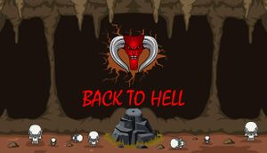 Back To Hell cover