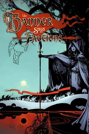 The Banner Saga: Factions cover