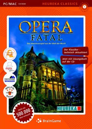 Opera Fatal cover