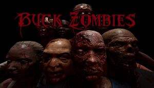 Buck Zombies cover