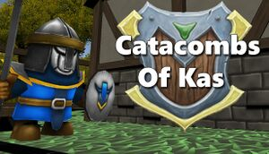 Catacombs of Kas cover