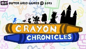 Crayon Chronicles cover