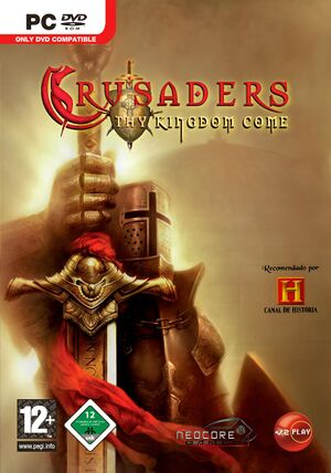 Crusaders: Thy Kingdom Come cover