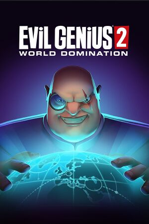 Evil Genius 2: World Domination cover