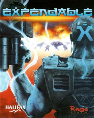 Expendable cover
