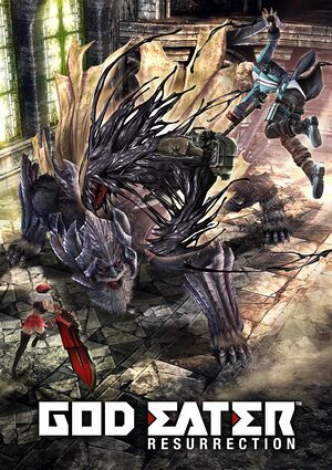 God Eater: Resurrection cover