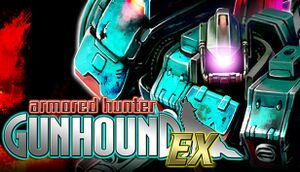 Armored Hunter Gunhound EX cover