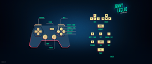In-game input menu.