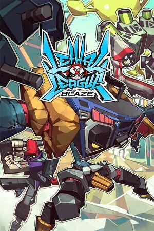 Lethal League Blaze cover