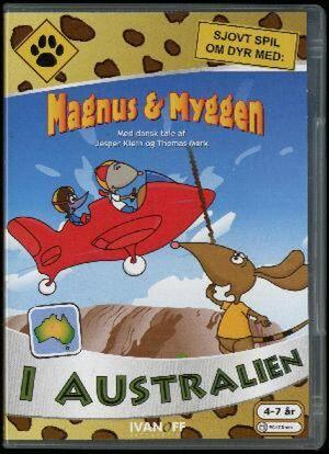 Magnus & Myggen i Australien cover
