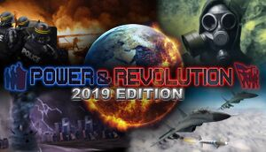 Power & Revolution 2019 Edition cover