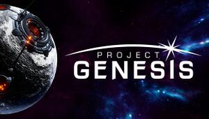 Project Genesis cover