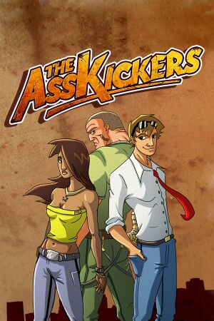 The Asskickers cover