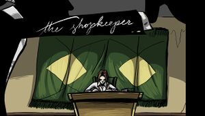 The Shopkeeper cover