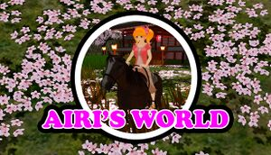 Airi's World cover