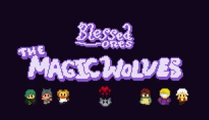 Blessed Ones: The Magic Wolves cover