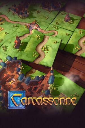 Carcassonne: Tiles & Tactics cover