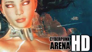 Cyberpunk Arena cover