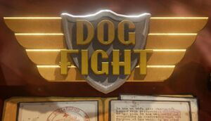 Dog Fight cover