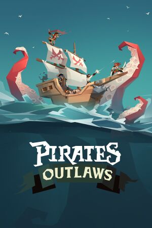 Pirates Outlaws cover