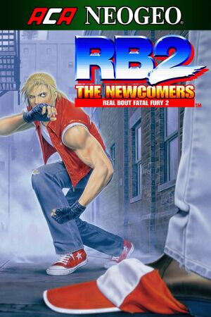 Real Bout Fatal Fury 2: The Newcomers cover