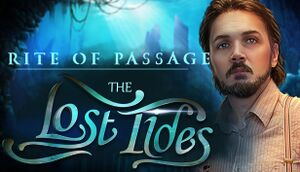 Rite of Passage: The Lost Tides cover