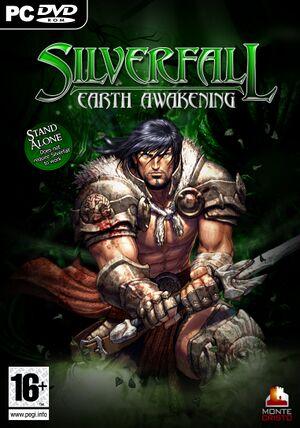 Silverfall: Earth Awakening cover