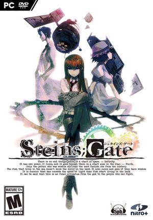 Steins;Gate cover