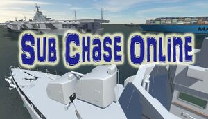 Sub Chase Online cover