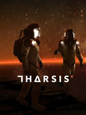 Tharsis cover