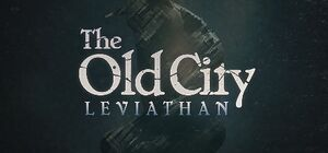 The Old City: Leviathan cover