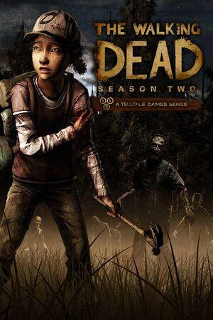The Walking Dead: Season Two cover