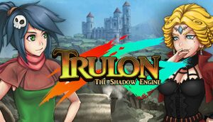 Trulon: The Shadow Engine cover
