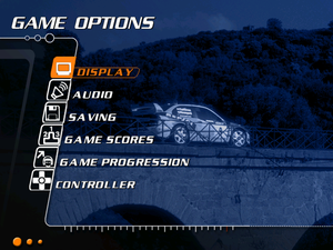In-game options