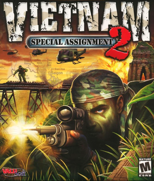 Vietnam 2: Special Assignment cover